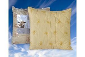 Подушки с наполнителем овечья шерсть