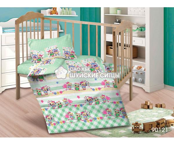 Детское постельное белье «Кроха» 90121