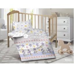 Детское постельное белье «Кроха» 92321