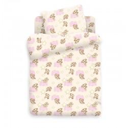 «Mio Bambino». Мишки и розовые облачка