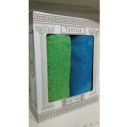 Подарочный набор полотенец -3