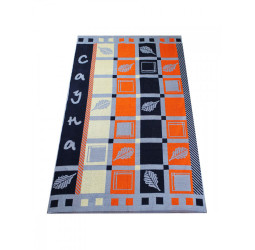 Полотенце махровое, жаккард 'Сауна-юбка'   (100х160)