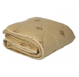 Одеяло из овечьей шерсти   (1,5сп)