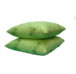 Подушка из бамбука   (50х70)   чехол-тик