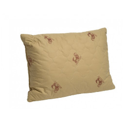 Подушка из овечьей шерсти   (50х70)