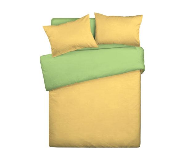 Постельное белье «WENGE» Жёлто-салатовый
