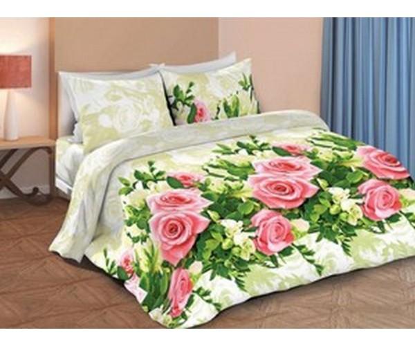 Постельное белье « Маруся» Букет Роз