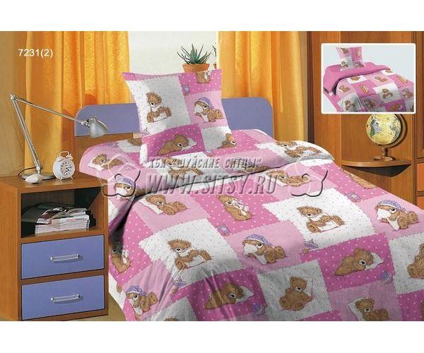 Детское постельное белье «Кроха» 72312