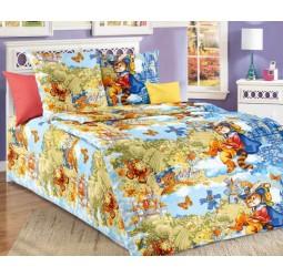 Детское постельное белье «Бамбино» Кот в сапогах