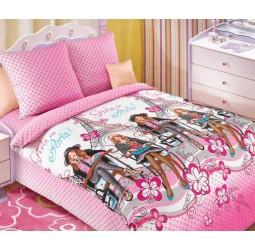 Детское  постельное белье «Бамбино» Мода