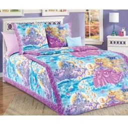 Детское  постельное белье «Бамбино» Принцесса