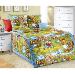 Детское  постельное белье «Бамбино» Золотой петушок