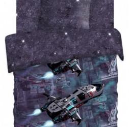 Детское постельное белье FOR YOU Космическая база