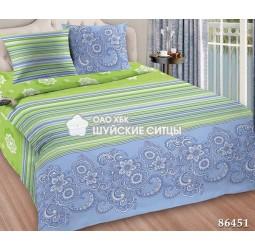 Постельное белье Креп De Luxe 86451