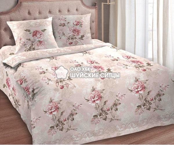 Постельное белье Креп De Luxe 92051