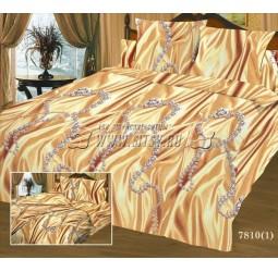 Сатиновое постельное белье «Mod's» 78101